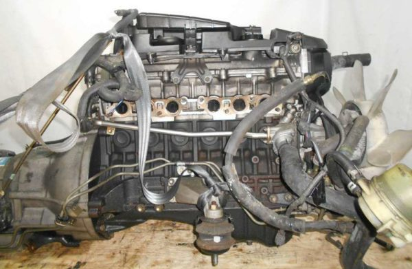 КПП Toyota 1G-FE AT 03-70LS A42DE-04A FR GX110 5