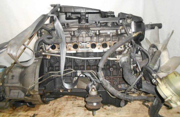 Двигатель Toyota 1G-FE - 7000369 AT 03-70LS A42DE-04A FR GX110 BEAMS 172 300 km коса+комп 5