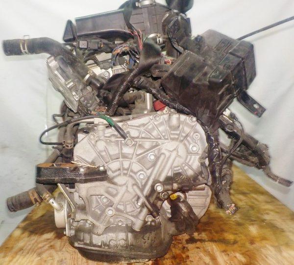 Двигатель Suzuki K12B - 1021011 CVT FF ZC71S 96 527km коса+комп 5