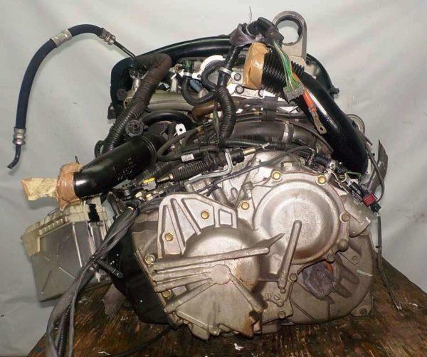 Двигатель Volvo B5234T3 - 2741160 AT FF коса+комп 5