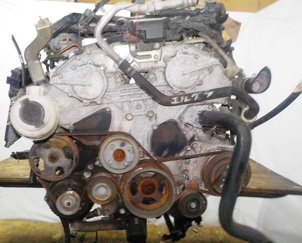 Двигатель Nissan VQ25-DE - 267978A AT RE5R05A FR Elgrand коса+комп 6