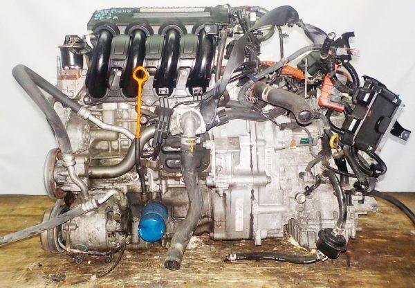 Двигатель Honda LDA - 5214840 CVT SE7A FF GP1 коса+комп 1
