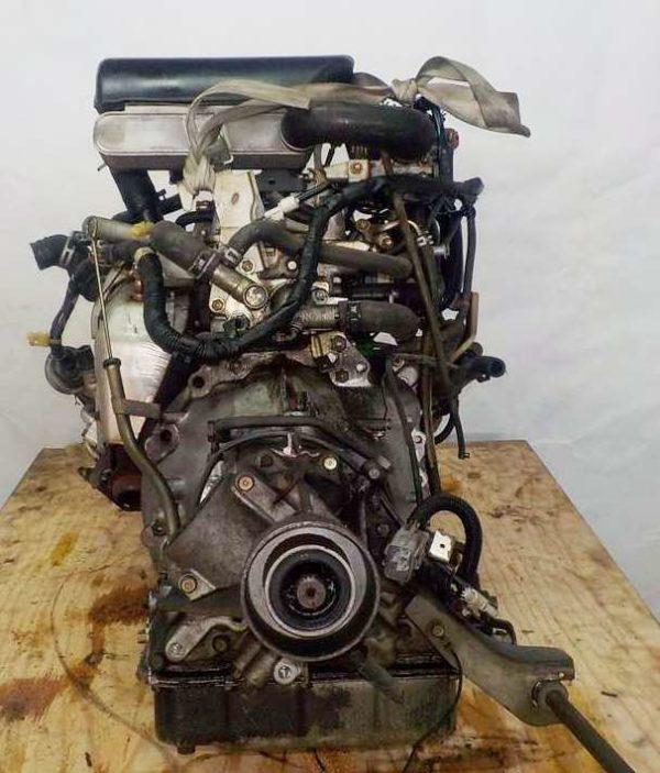 Двигатель Daihatsu EF-DET - 7570706 AT YBS5 FR J151G 115 193 km 5