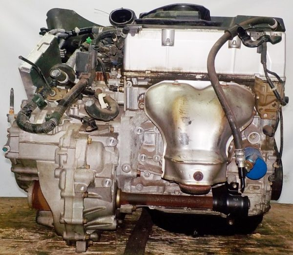 Двигатель Honda K24A - 5038487 AT MFHA FF Odyssey коса+комп 4