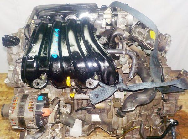 Двигатель Nissan MR18-DE - 011606A CVT RE0F08A FF 2