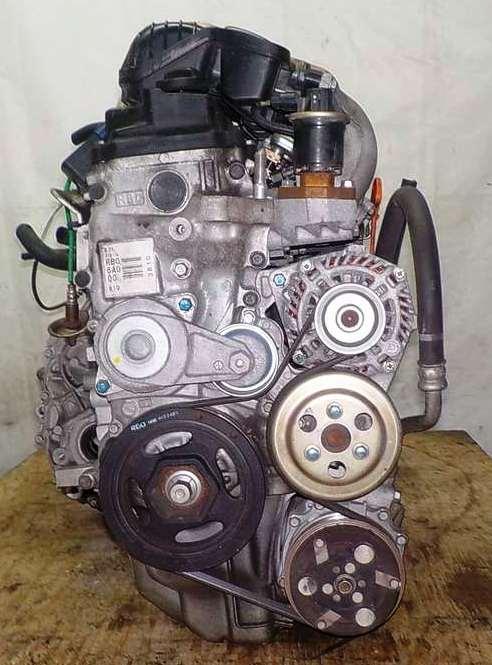 Двигатель Honda L13A - 4417831 CVT SE5A FF GE6 4