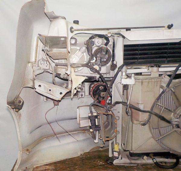Ноускат Toyota bB 30 2000-2005 y., (2 model) xenon (W08201812) 6