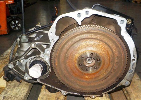 АКПП Nissan GA15-DE MT EFI (776) 1