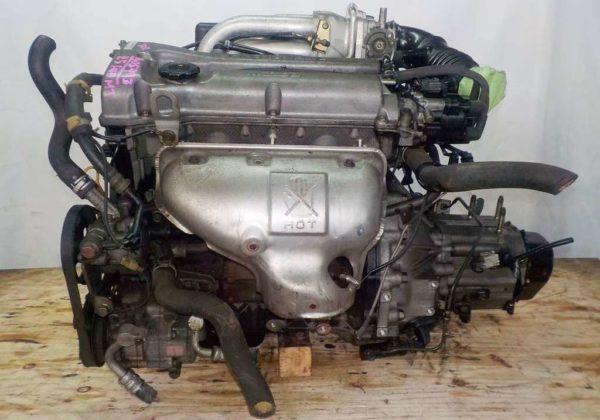 Двигатель Mazda Z5 - 405973 MT FF 1