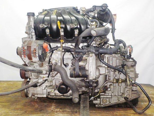 Двигатель Nissan MR18-DE - 002223A CVT RE0F08A FF 1
