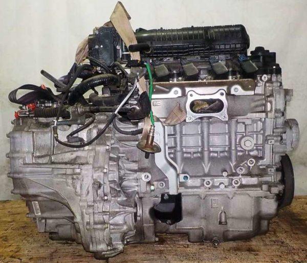 Двигатель Honda L13A - 4417831 CVT SE5A FF GE6 5