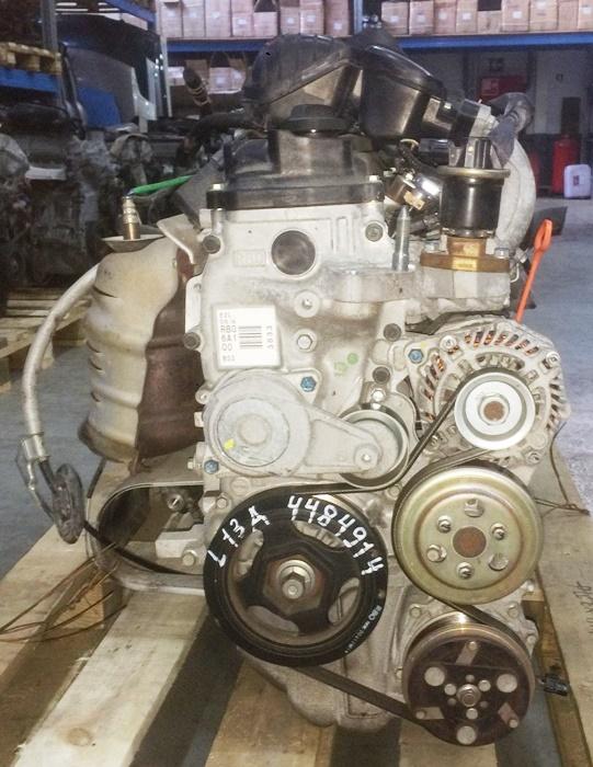 Двигатель Honda L13A - 4484914 CVT SE5A FF GE6 76 000 km коса+комп 4