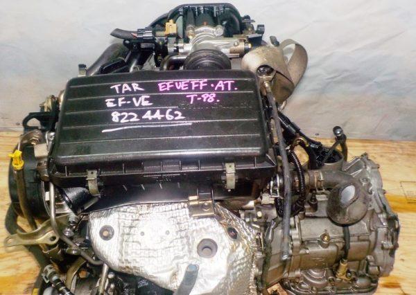 Двигатель Daihatsu EF-VE - 8224462 AT FF 2