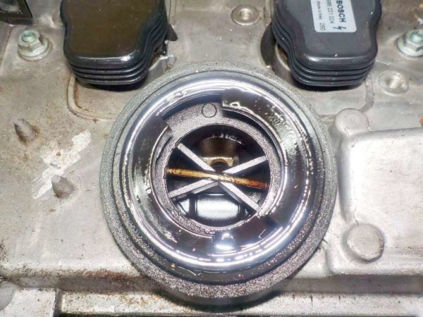 Двигатель Audi AUQ - 005924 MT FF Audi TT 140 960 km + подвеска коса+комп 7