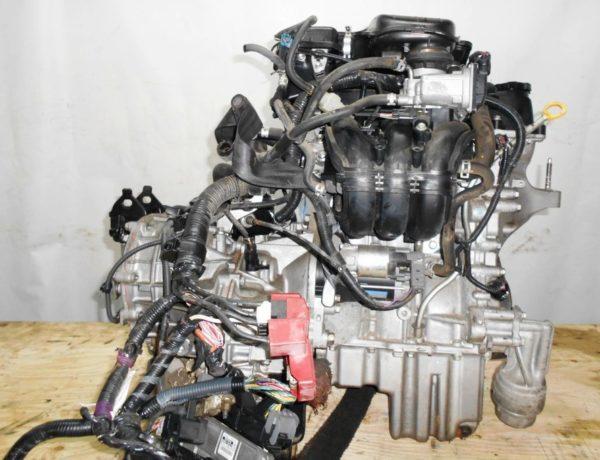 Двигатель Toyota 1KR-FE - 0818435 CVT K410-04A FF KSP90 111 000 km 2