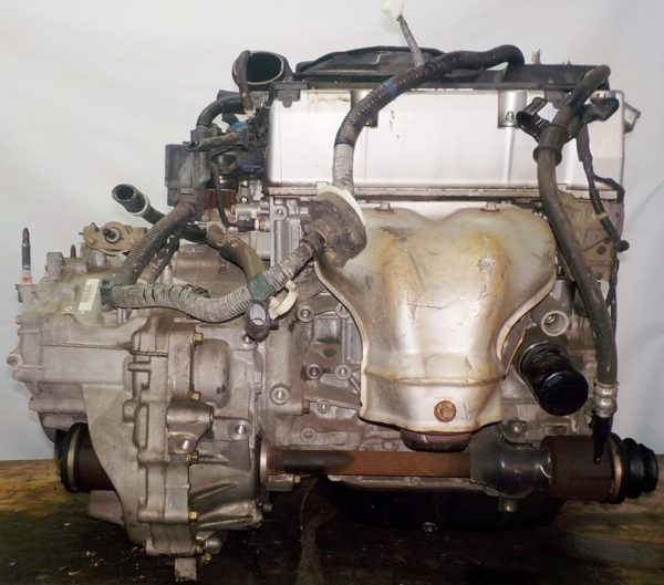 Двигатель Honda K24A - 5060143 AT MFHA FF RB1 коса+комп 6