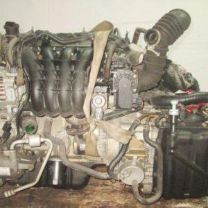 Двигатель Mitsubishi 4A90 - 0002136 CVT F1C1A FF Z21A коса+комп 10