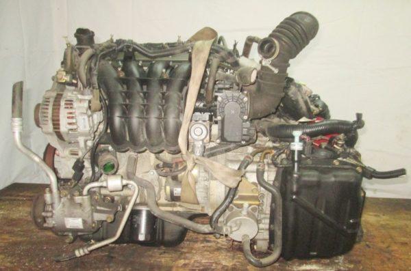 Двигатель Mitsubishi 4A90 - 0002136 CVT F1C1A FF Z21A коса+комп 1