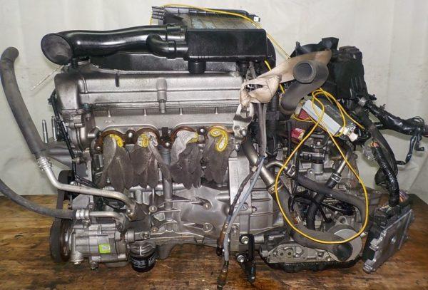 КПП Suzuki K12B AT FF ZC71S 1