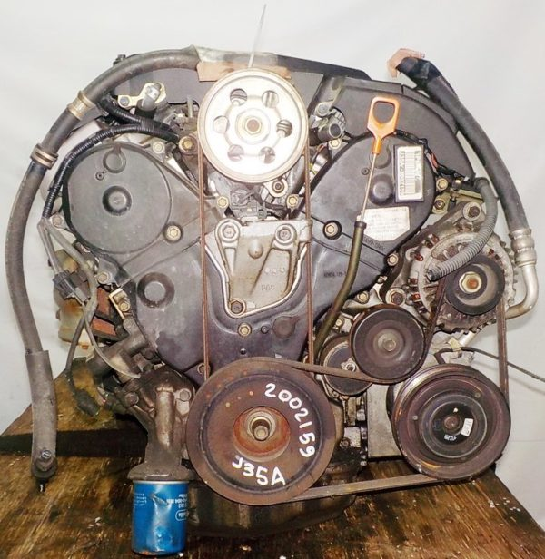 Двигатель Honda J35A - 2002159 AT B7TA FF 3