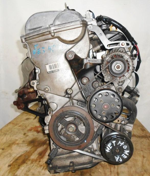 Двигатель Toyota 1NZ-FE - БЕЗ НОМЕРА CVT K210-02A FF NCP81 86 000 km электро дроссель коса+комп 3
