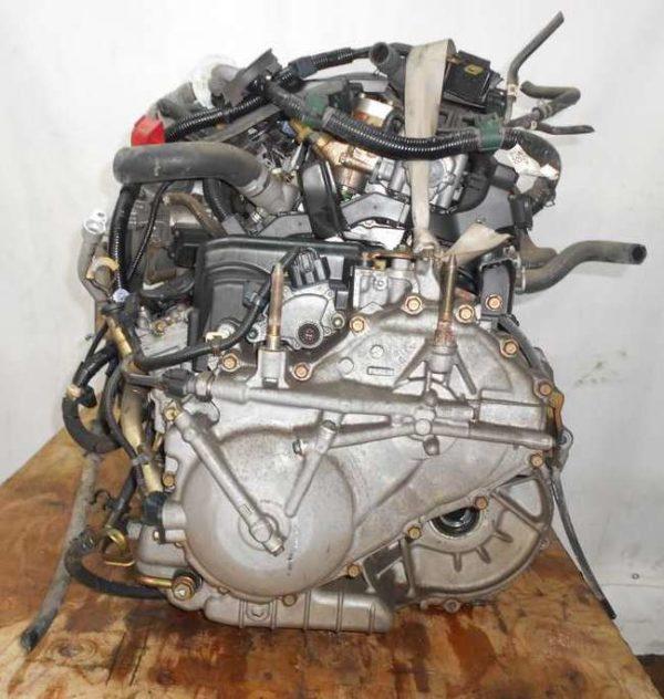 Двигатель Honda K20B - 1011024 CVT MZXA FF RN5 64 998 km коса+комп 5