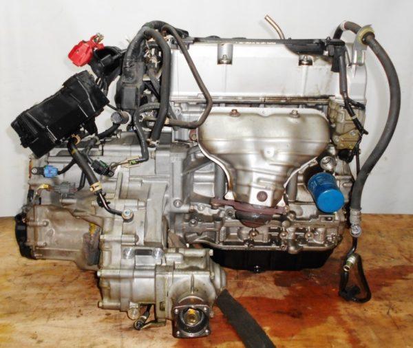 Двигатель Honda K20A - 2727916 AT MTKA FF 4WD RG2 4