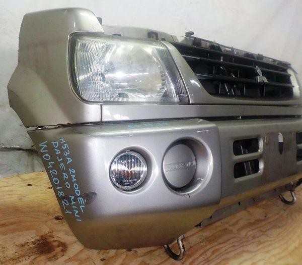 Ноускат Mitsubishi Pajero Mini, (2 model) (W04201821) 2