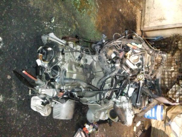 Двигатель Volkswagen AZM - 097352 AT FF Passat 119 000 km коса+комп 6