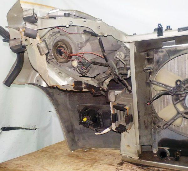Ноускат Toyota Passo 10, (1 model) (W101879) 7