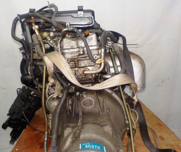 Двигатель Toyota 1G-FE - 6975201 AT 03-70LS A42DE-A05A FR GX110 BEAMS 160 000 km коса+комп 7