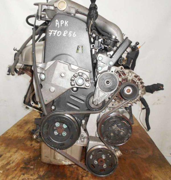 Двигатель Volkswagen APK - 770856 AT FF WVWZZZ1JZ2W540999 коса+комп 4