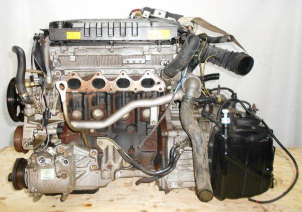 КПП Mitsubishi 4G94 CVT F1C1A FF CR6W 1