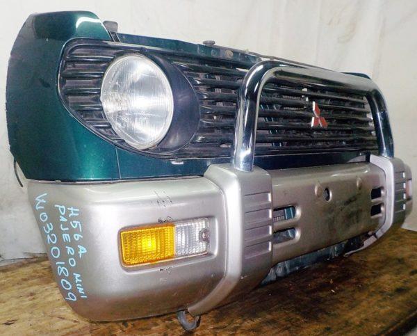 Ноускат Mitsubishi Pajero Mini, (1 model) )W03201809) 2