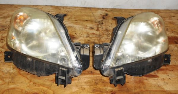 Ноускат Mazda Demio DY, (2 model) (E051912) 8