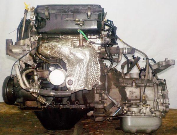 Двигатель Daihatsu EF-VE - 8469583 AT FF 1