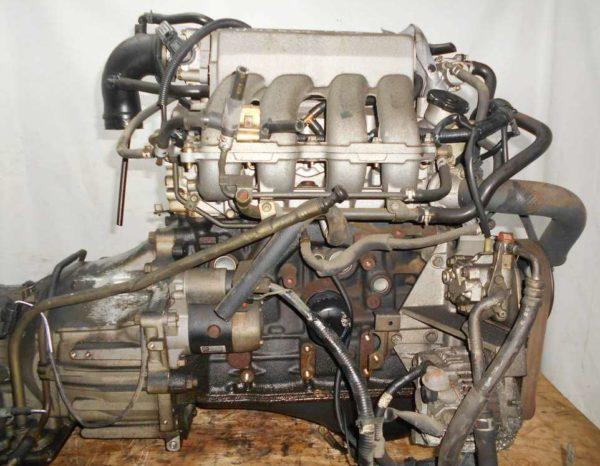 Двигатель Mazda FE - 13528 AT FR SGEW коса+комп 3