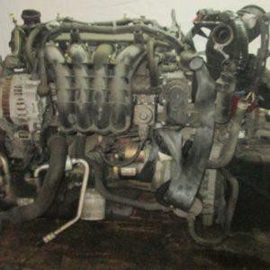 Двигатель Mitsubishi 4A90 - 0007849 CVT F1C1A FF Z21A коса+комп 7