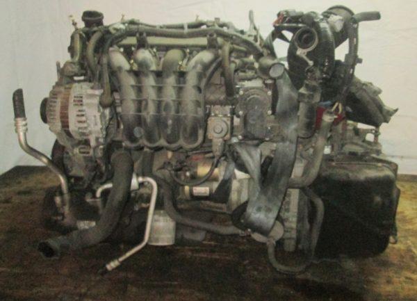 Двигатель Mitsubishi 4A90 - 0007849 CVT F1C1A FF Z21A коса+комп 1