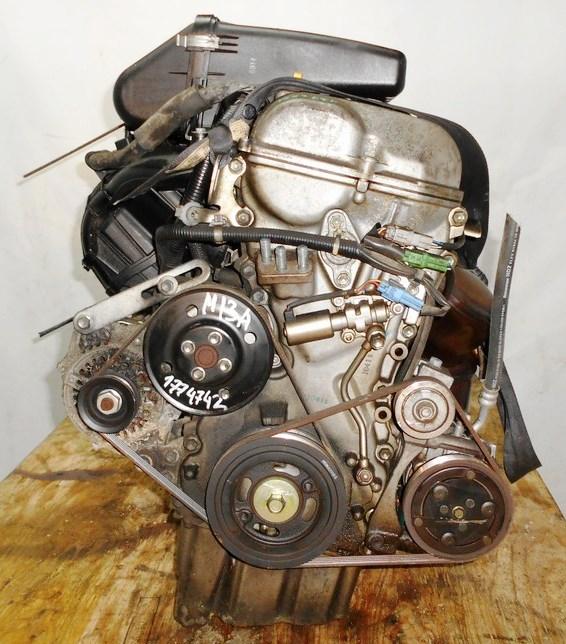 Двигатель Suzuki M13A - 1774742 AT FF ZC11S 131 000 km коса+комп 3