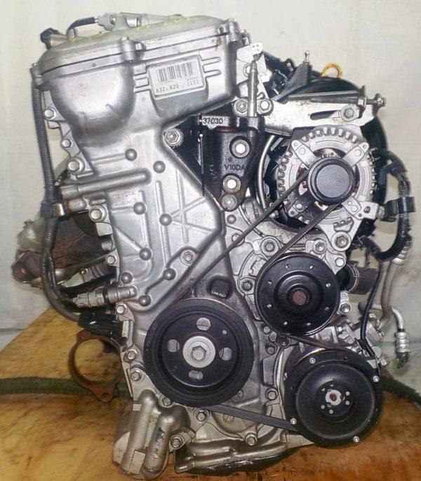Двигатель Toyota 3ZR-FAE - A100879 CVT K111-01A FF ZRR70 коса+комп 3