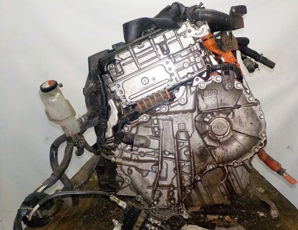 КПП Toyota 2ZR-FXE CVT P610-01A FF ZVW50 7