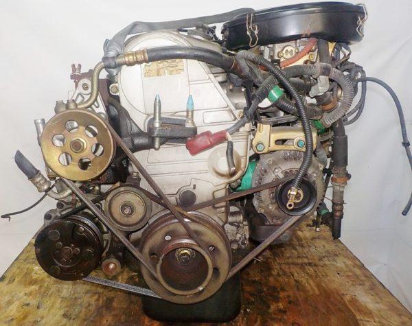 Двигатель Honda D13B - 2222586 AT S48A FF carburator 3
