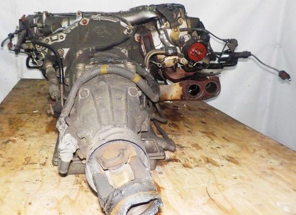 Двигатель Toyota 2TZ - 2078594 AT 03-71LE 35000-28542 FR 9