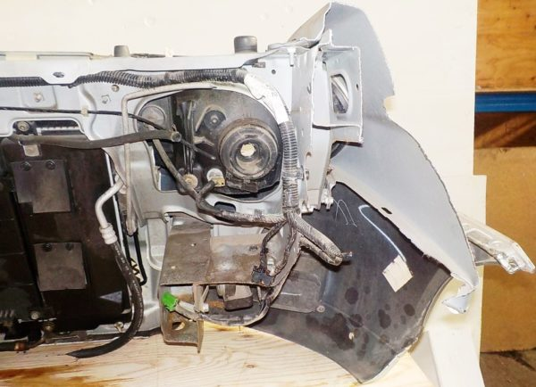 Ноускат Mitsubishi Dingo (1 model) (E071843) 8