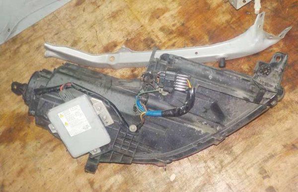 Ноускат Mitsubishi Colt (2 model) xenon (W03201904) 13