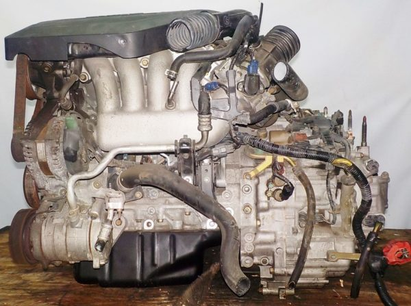 Двигатель Honda K24A - 5060143 AT MFHA FF RB1 коса+комп 1