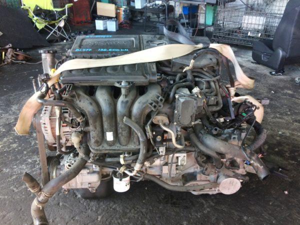 Двигатель Mazda ZY - 597639 CVT FF BL5FP 136 500 km комп 1