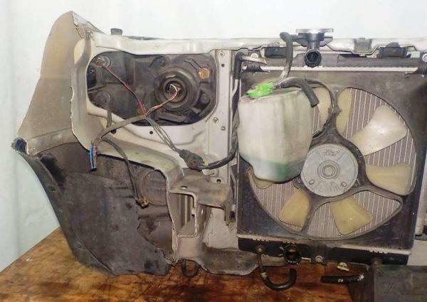 Ноускат Suzuki Swift 2000-2004 y., (1 model) (W03201952) 6