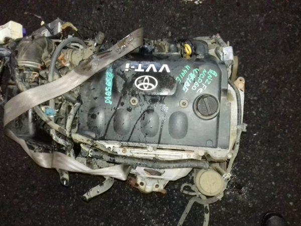 Двигатель Toyota 2NZ-FE - 2595918 AT U441E FF NCP60 коса+комп 2